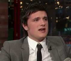 Josh Hutcherson Reveals Jennifer Lawrence Gave Him Concussion on 'Hunger Games' Set!
