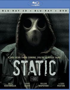 Static [3 Discs] [3D] [Blu-ray/DVD] [Blu-ray/Blu-ray 3D/DVD] [2012]