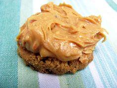 Peanut Butter Cookies! (65 Calories)