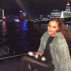 Olivia Culpo's Beauty Inflames Shanghai - http://oceanup.com/2014/09/11/olivia-culpos-beauty-inflames-shanghai/
