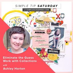 Simple Saturday Tip from Simple Scrapper