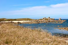La Baie de Morlaix en Bretagne