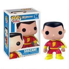 Shazam! - DC Universe - Funko Pop! Vinyl Figure - Visit to grab an amazing super hero shirt now on sale!
