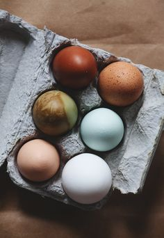 beautiful eggs | The Tart Tart