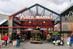 Granville Island Public Market | Vancouver, BC | Julien Hautcoeur / Shutterstock.com