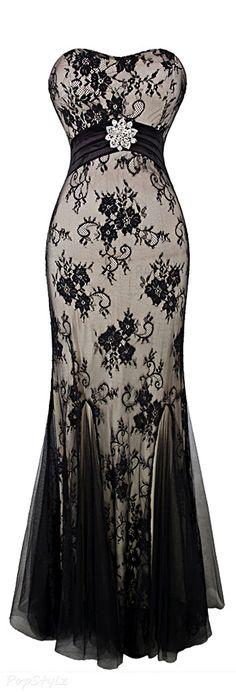 Angel-fashions Crystal Brooch Draped Gown  lo mandare a hacer de una
