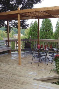 Pergola Ideas Backyard With Lights - - Pergola Terraza Videos Asador - Pergola With Roof Gazebo Pergola Canopy, Pergola Swing, Metal Pergola, Outdoor Pergola, Backyard Pergola, Pergola Plans, Pergola Kits, Gazebo, Pergola Ideas