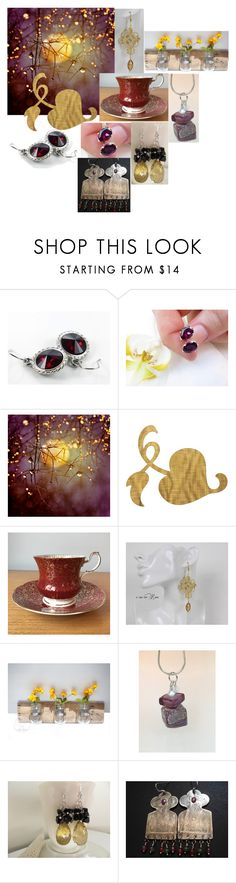 """""""Harvest Moon"""" by inspiredbyten ❤ liked on Polyvore featuring vintage"""