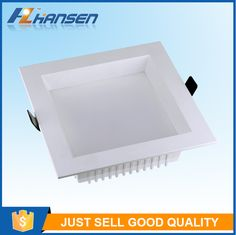 #recessed #square #led #ceilinglight LED type:Epistar SMD2835 Power:12w/18w/25w Working Voltage:200-240V AC Luminous Flux:2000-2125lm Beam angle:110° Size:167*167*54mm RA>80 Email: sales3@hansen-tech.com #Hansen #lighting #apartment #project #hotel #CE #Rohs