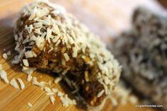 Cookie de Quinoa - Quinoa cookie (no bake) by Gabriela Dedolph