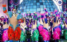 Grupo Mascarada Carnaval: 'La fantasía' se perfila como tema del Carnaval de...