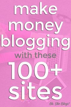 Are you a new blogger? Do you wonder how to make money blogging? Look no further than this list! We share 100+ companies that will help you make money from your blog, as well as our insider tips for getting started! Believe me: If you want to make money from your blog, you can't afford to miss this list! See more here/ http://www.affiliatmarketing2015.blogspot.com
