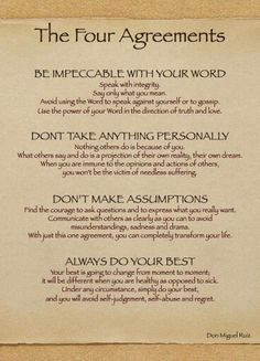 THE FOUR AGREEMENTS SUMMARY EBOOK DOWNLOAD
