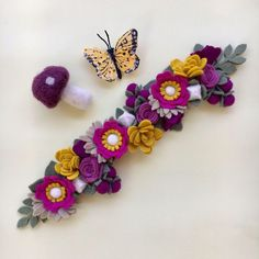 A personal favorite from my Etsy shop https://www.etsy.com/listing/555516451/authmn-sunset-flower-crown