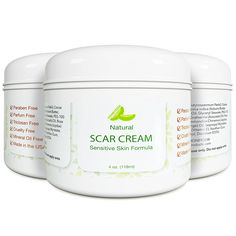 Best Scar Cream for Face - Vitamin E Oil for Skin After Surgery - Stretch Mark Remover for Men and Women - Anti Aging Lotion with SPF - Acne Scar Removal for Old Scars on Body - Scar Treatment for Cuts *** Click on the image for additional details. (Note:Amazon affiliate link)