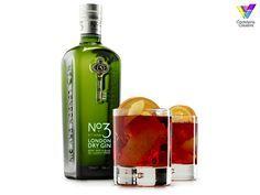 No.3 Negroni: un cóctel con gin, Campari y vermouth rojo en partes iguales. El favorito de muchos bartenders. Prepáralo tú mismo. La receta haciendo clic en la imagen.