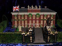 Dept 56 Kensington Palace