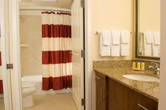 Residence Inn Ft. Myers Sanibel Hotel-Guest Bathroom http://www.marriott.com/hotels/event-planning/travel/rswrs-residence-inn-fort-myers-sanibel/