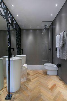 Cubas de Piso - Banheiros Modernos com essa Tendência!