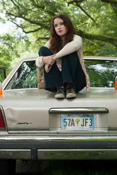 "ALICE ENGLERT as Lena Duchannes in Alcon Entertainment's supernatural love story ""BEAUTIFUL CREATURES,"" a Warner Bros. Pictures release. © 2013 Alcon Entertainment, LLC"