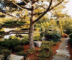 Traditional Garden in Massachusetts