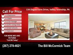 4 bedroom 3 bath House for Sale in Oakcrest Community Coatesville PA