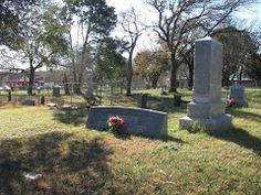 Western Heights Cemetery, West Dallas