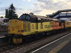 37175 Electric Locomotive, Diesel Locomotive, British Rail, Train Engines, Diesel Engine, Tractor, Evolution, Tatoos, Transportation