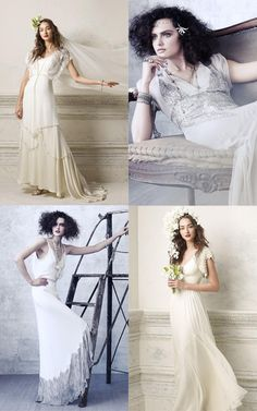 Wedding Dress Trend 2013: Vintage-Inspired Gowns