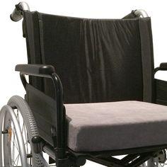 Orthopädische Sitzerhöhung, Sitzkissen für Rollstuhl von Sanolind