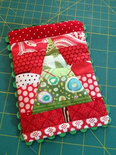 Welcome back to Twelve MORE Weeks of Christmas! This tutorial is for a little tree pincushion! I wanted to make a holiday present for my sewing pals. And away we go! 1. Supplies: This project is ve…