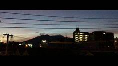 Sakurajima|七十二候「玄鳥去(つばめさる)」の朝をタイムラプス動画でShot on iPhone
