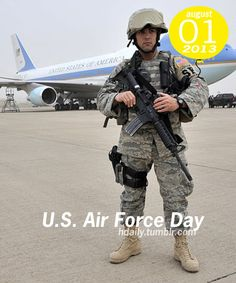 U.S. Air Force Day!