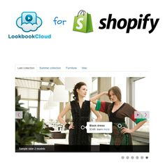 Lookbook Cloud for Shopify is launched