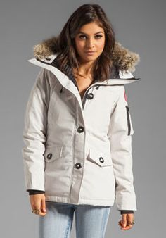 Canada Goose vest outlet shop - CANADA GOOSE 'Montebello' Parka Coat. #canadagoose #cloth #coat ...