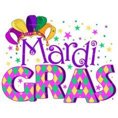 Happy Mardi Gras Clipart