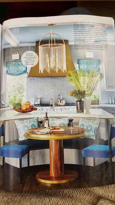 best islandeat in kitchen design ever looks so comfy