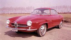 1962 ALFA ROMEO GIULIA SS