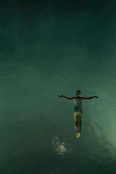 "Saatchi Art Artist Matthew Farrar; Photography, ""Heavenly Swim (Grand)"" #art"