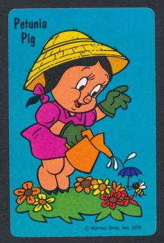 bc81f32a Details about Road Runner card from 1976 Looney Tunes game - 1 card