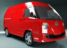 Get on with it! 2015 VW Transporter Is a Thing of Beauty