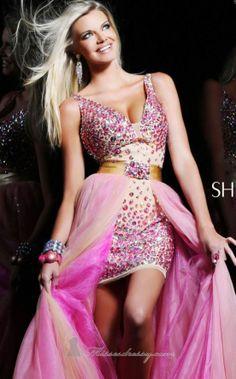 Pretty Sweet Sixteen Dress