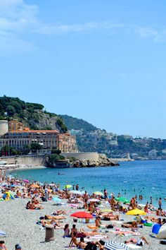 french riviera | nice