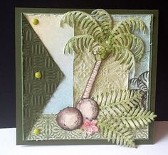 Swaying Palm by DJRants - Cards and Paper Crafts at Splitcoaststampers