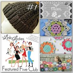 The Linky Ladies Community Link Party is live from Tuesday at 12:00 am to Sunday at 12:00 pm (PST). Congratulations to the Featured Five Club, composed of the most clicked projects from last …