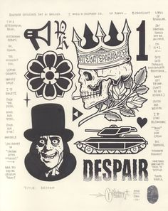 """Despair"", 2015."