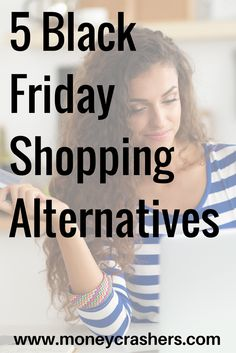 Love Black Friday deals but hate the crowds? We've got 5 alternatives for you.