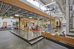 Panther Lake Elementary School / DLR Group. Loved being involved in the design and programming of this project.