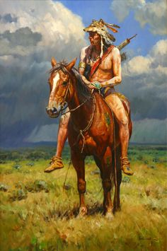 Coeur d'Alene Galleries - Western, Sporting, Traditional Art - Painted Wolf