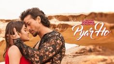 Tiger Shroff & #NidhiAgerwal 's ROMANCE Will Make Your Heart Skip A Beat! #PyarHo #MunnaMichael